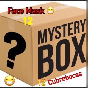 Mystery Box/ 12 Face Mask
